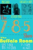 buffalo room sept 18th
