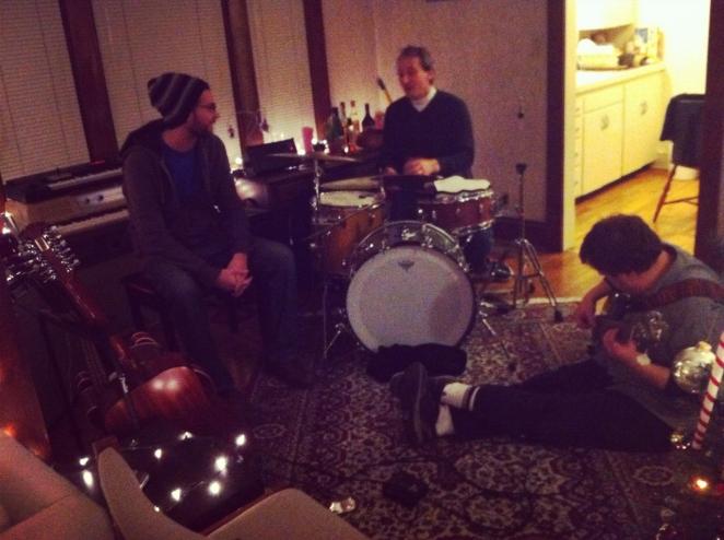 xmas rehearsal