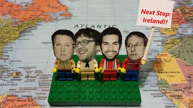 next stop ireland